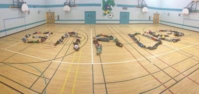 Grade 3 floor gym